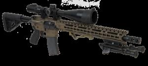 AR-15 sniper