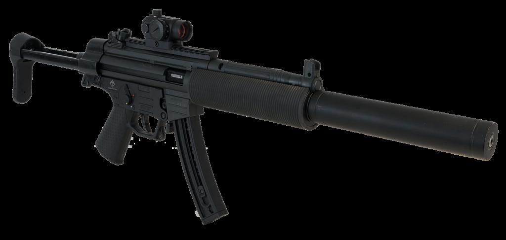 GSG MP5SD .22LR