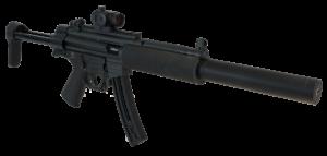 GSG MP5SD (.22LR)